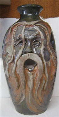 Traditions Pottery Harry Potter Face Jug By Michael